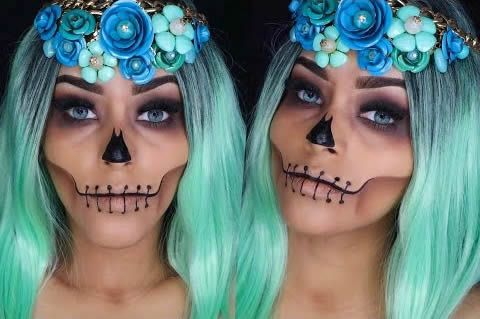rostro-calavera-para-halloween