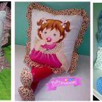 DIY Almohada-Cojín muñeca
