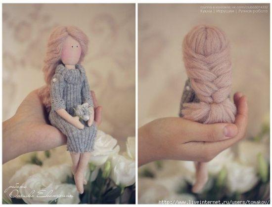 Patrones gratis muñecas Catherine