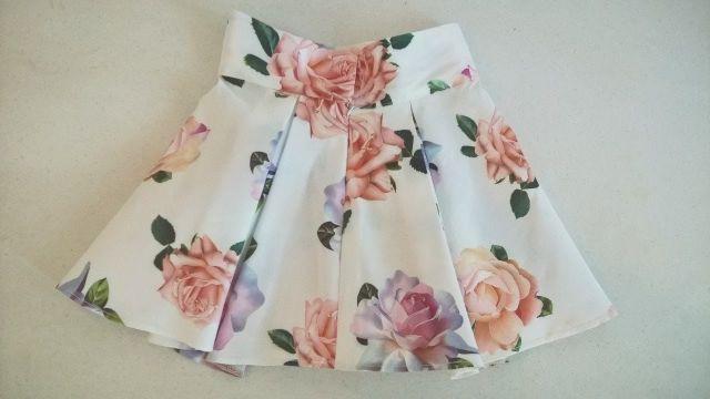Diy para realizar falda de moda