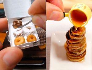 Mini cocinas y comida de verdad(2)