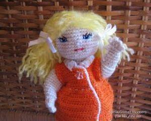 Patrón muñeca Silvia amigurimi(2)