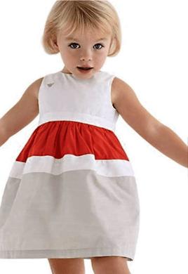 Patrones para vestido de niña talla 3 años 4