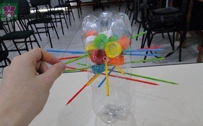 Ideas para reciclar y hacer divertidos juguetes