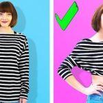 DIY trucos para reciclar tu ropa