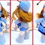 Patrón+tutorial para hacer muñeca de tela gorjuss