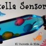 Cómo hacer una botella sensorial con niños