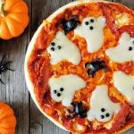 Ideas de platos decorados para halloween