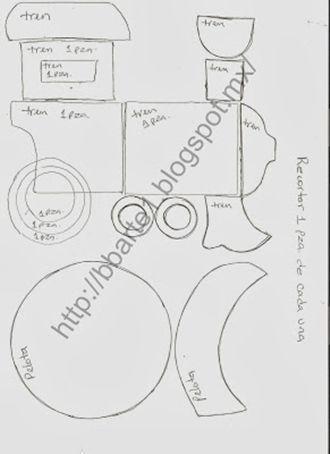 DIY+moldes para hacer un pie de arbol de navidad en fieltro (6)