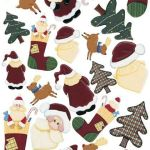 7 Láminas de decoupage para navidad