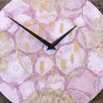 Cómo decorar un reloj con decoupage(muy fácil)