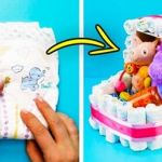 Originales ideas para hacer en un baby shower
