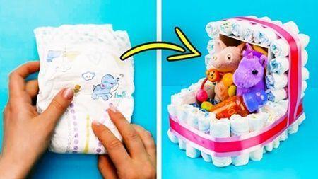 Originales ideas para hacer en un baby shower