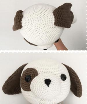 Patrón de Tomás perro en amigurimi (2)