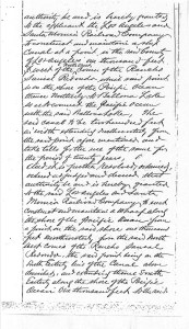 1886 Board of Supervisors Minutes on the Railroad 2