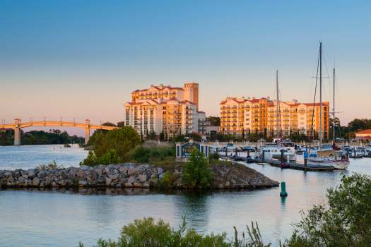 Myrtle beach hotels, marina inn at grande dunes