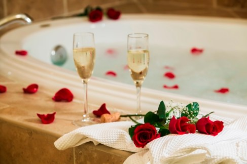 jacuzzi suites, myrtle beach romantic package, suites in myrtle beach, valentines day