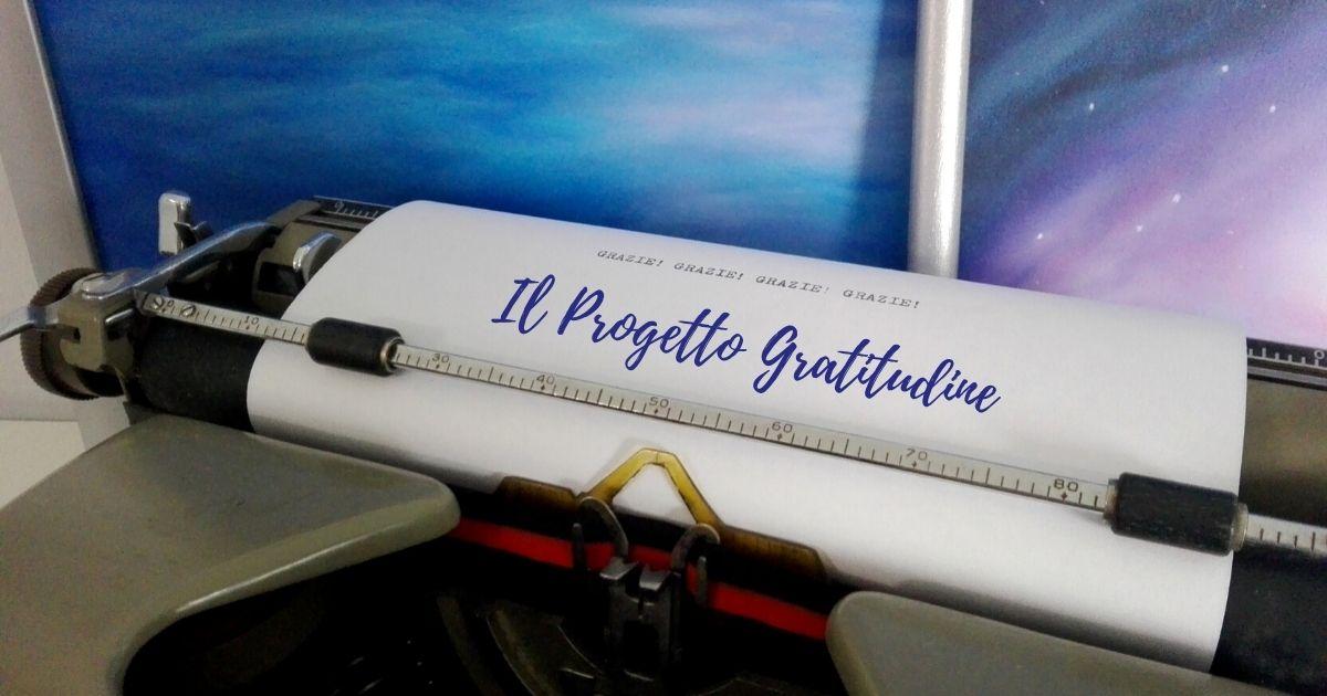 Il Progetto Gratitudine