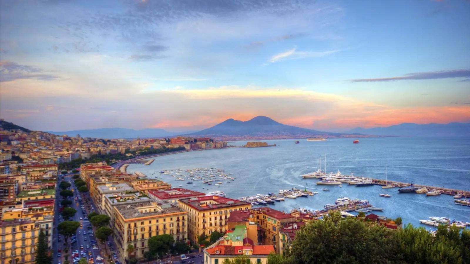 Resultado de imagen de Napoli golfo