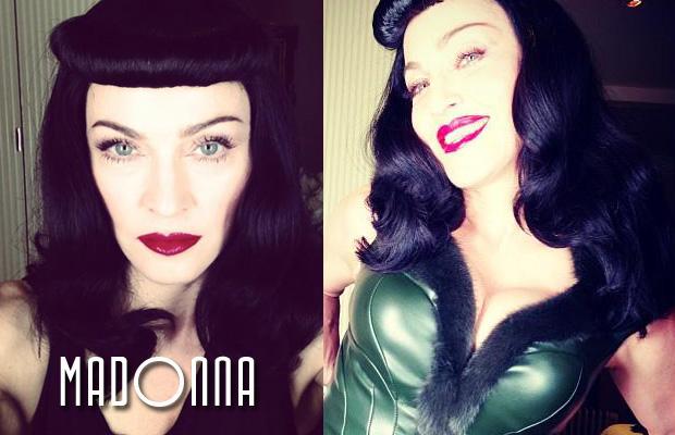 madonna-look-pinup