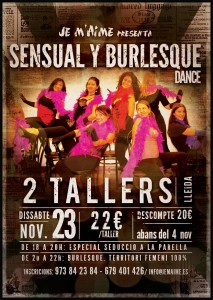 Burlesque-Lleida