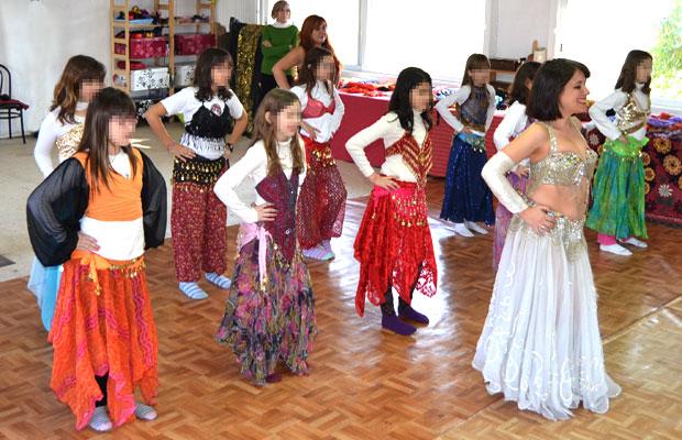 Fiesta-infantil-Danza-Del-Vientre-7