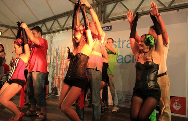 Clase-burelsque-Festes-Merce-Barcelona-2014-4
