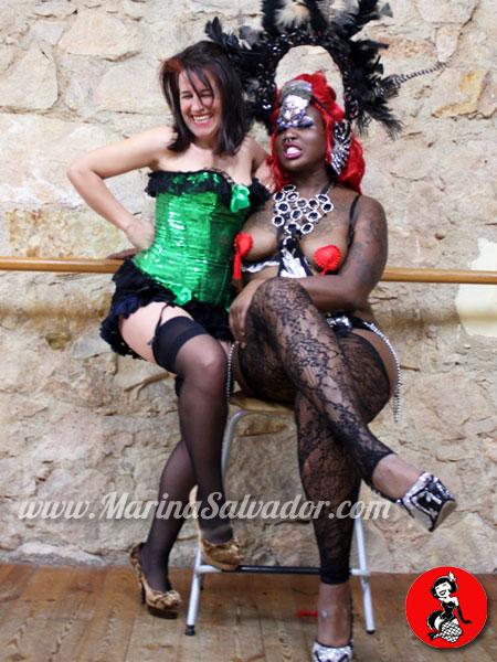 Burlesque-Barcelona-Sgt-Die-Wies-Marina-Salvador
