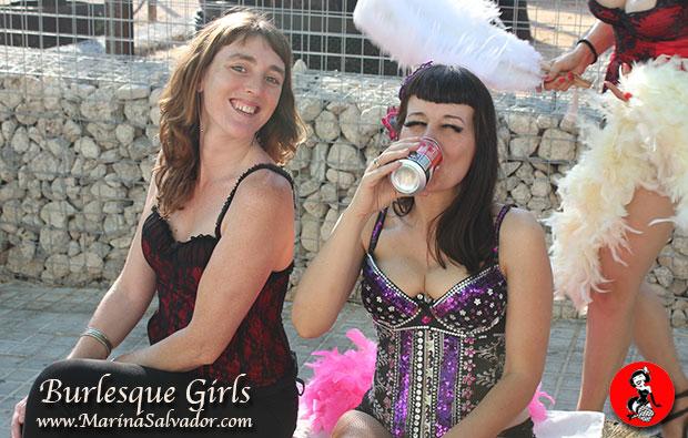 Burlesque-Girls-Vintage-in-Barcelona-1