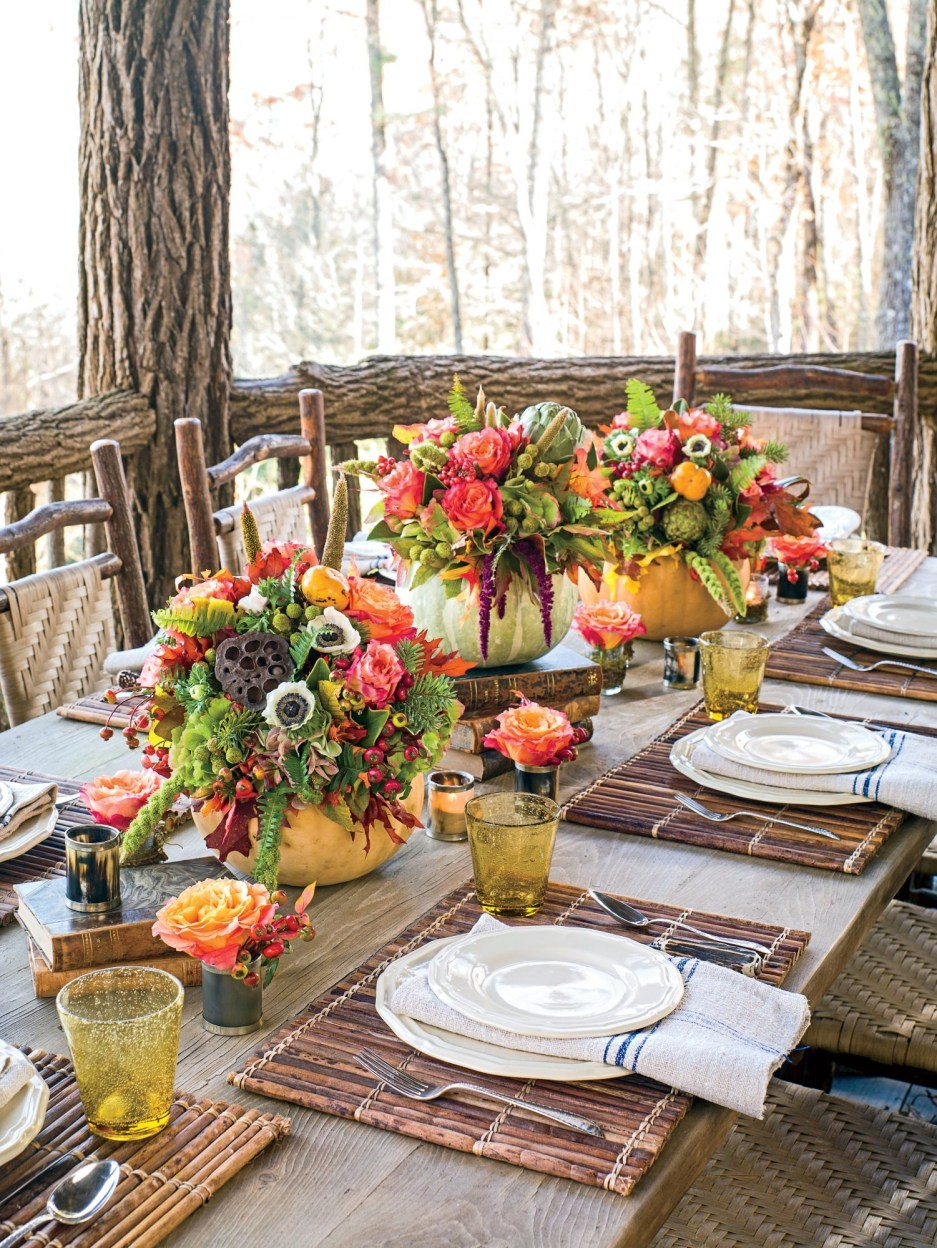 68 fall table decor ideas thatll be a party hit southern