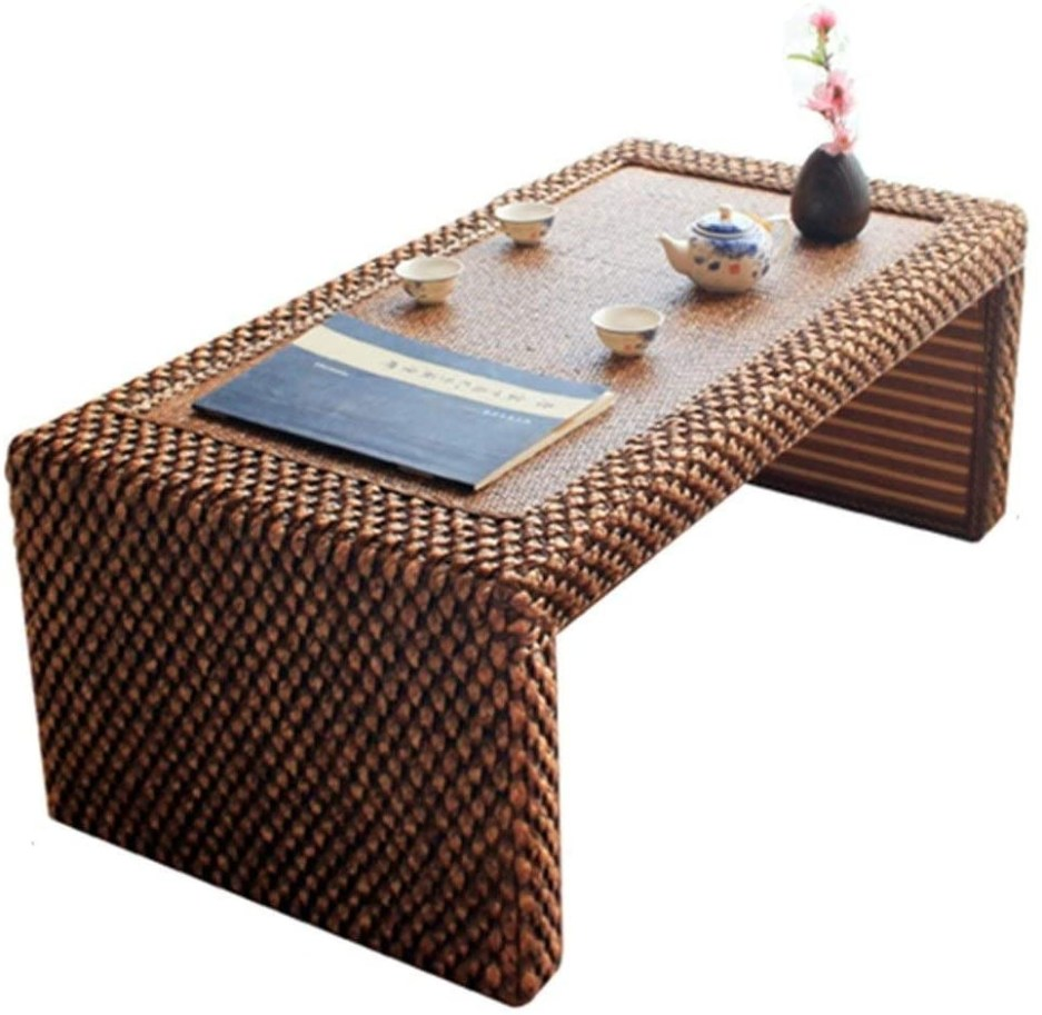 end tables table computer bay window table rattan small