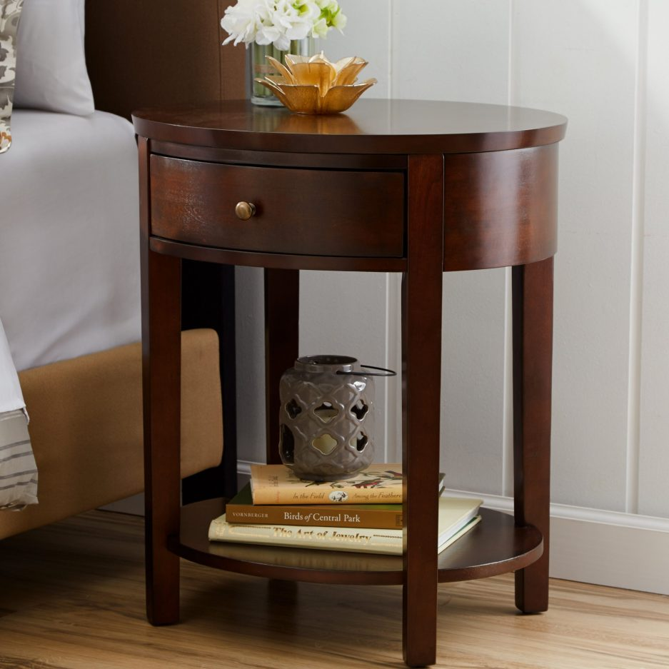 oval end side tables youll love in 2021 wayfairca