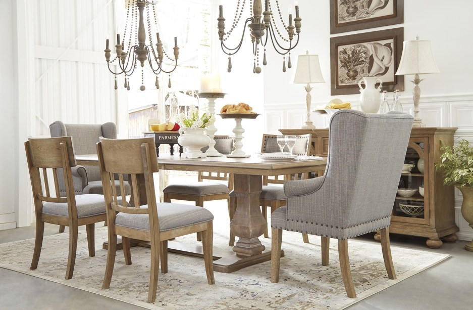 new fletcher extension dining table and chairs setting