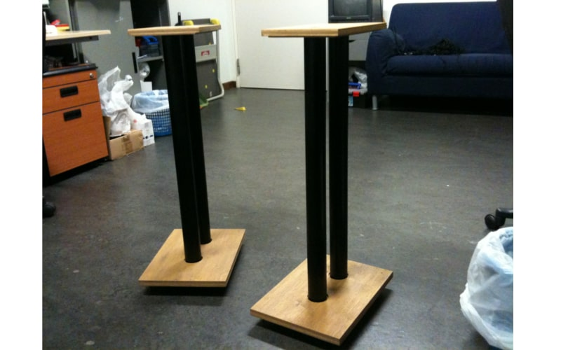 Building Your Own Pvc Speaker Stands idezs