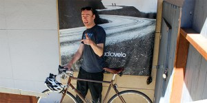 Bret Winters - Bike Commuter of the Year 2016