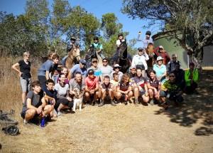 Trail Work 2016