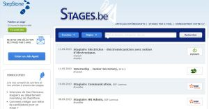 stage.be_fr website