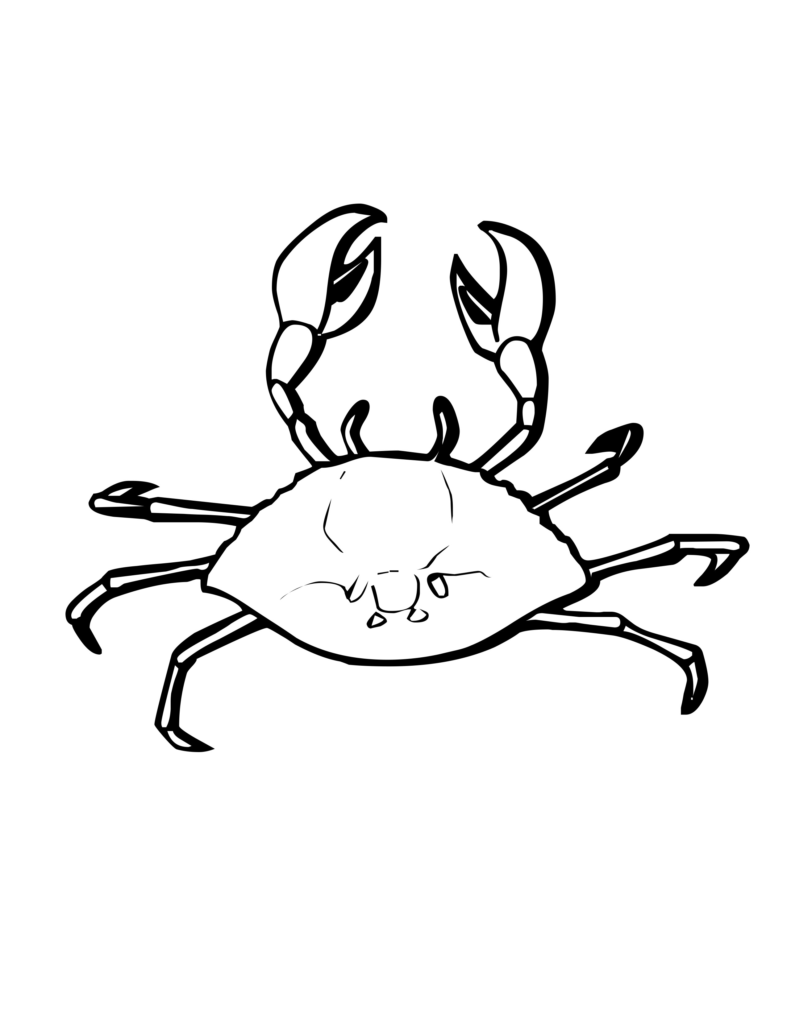 marine coloring pages for kids cooloring com