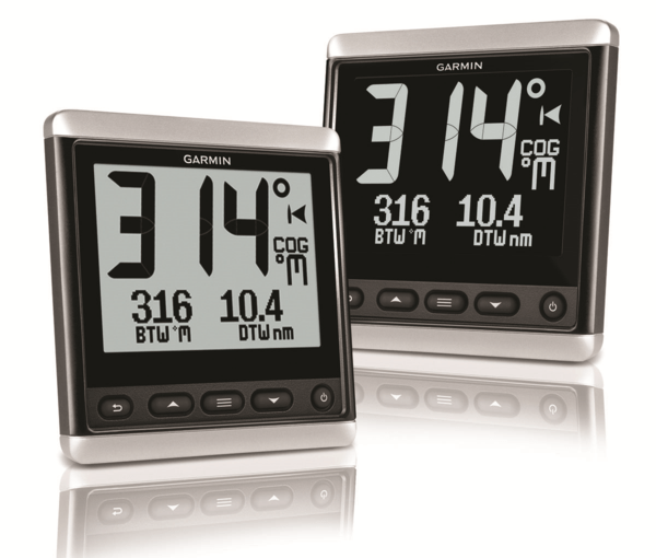 Garmin GNX 20 & Garmin GNX 21 Low power displays