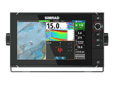 Simrad NSS Evo2 v2.0-5.1 firmware released with new features