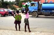 Angola - Luanda - rue 2