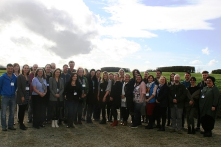 IOLN members held its sixth national meeting at the Marine Institute.