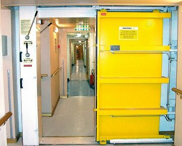 Difference Between Weathertight Doors And Watertight Doors.  sc 1 st  Marine And Offshore Insight & Difference Between Weathertight Doors And Watertight Doors. - Marine ...