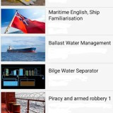 Free Maritime English Software