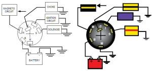 Sierra Marine MP41000  Ignition Switch, 8788107