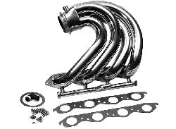 MerCruiser Race Engine & Drive 525 EFI Exhaust Header  Tailpipe Assembly Parts