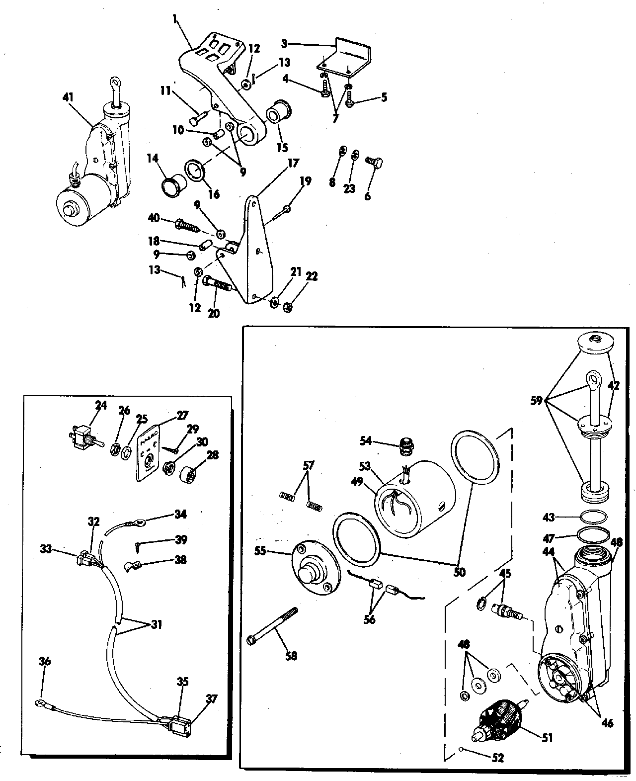 Wrg 65 Hp Evinrude Wiring Diagram