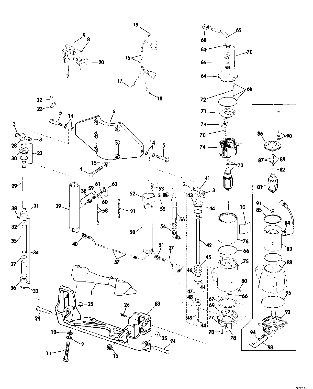 1993 Evinrude 15 Hp Wiring Diagram : 34 Wiring Diagram