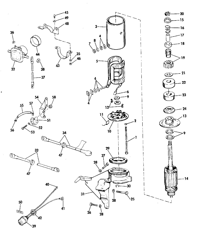 Electric Starting Kit 25 Hp Standard Electrical
