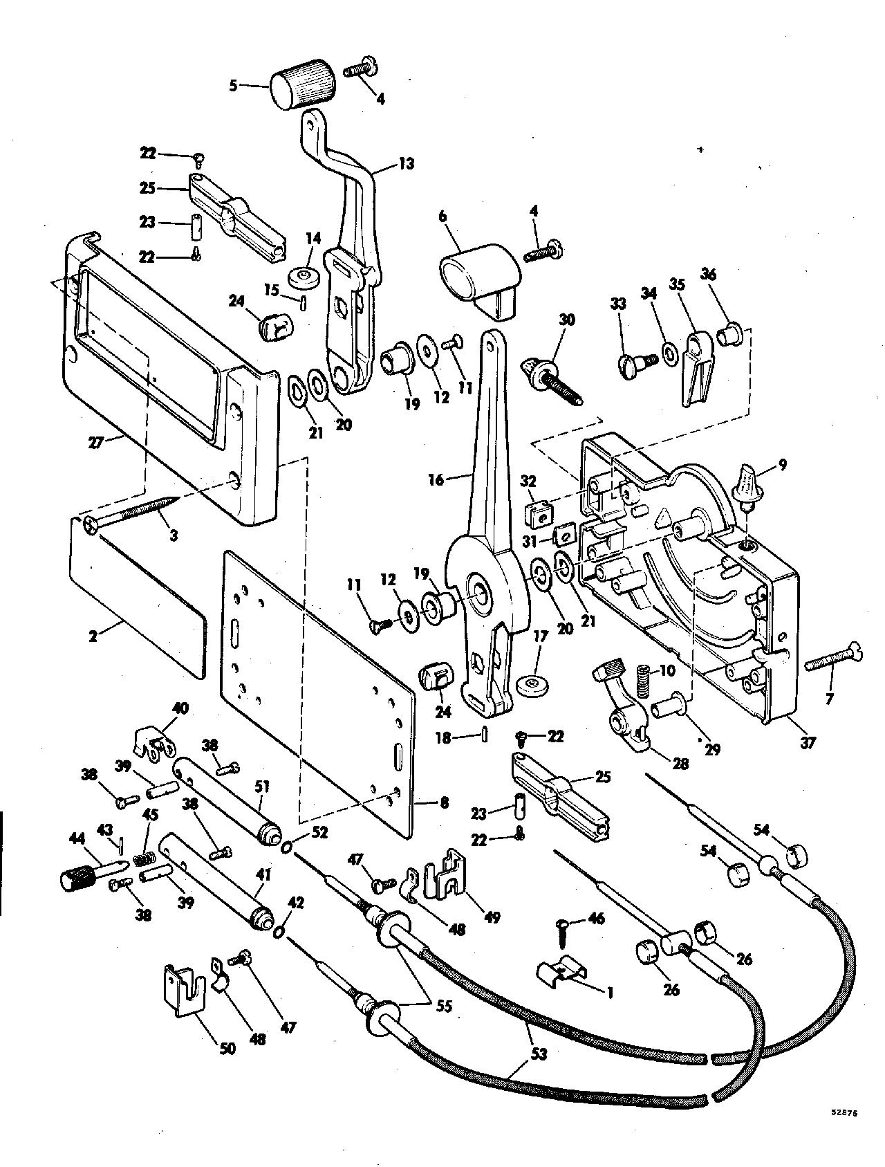 Remote Control Single Motor Remote Control